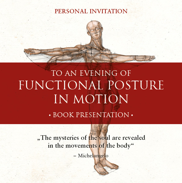 Book presentation: Functional Posture in Motion
